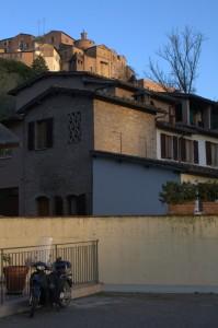 Siena hillside